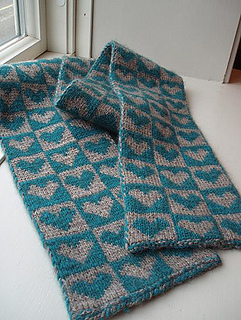 Ravelry: From my Heart pattern by Karen S  Lauger