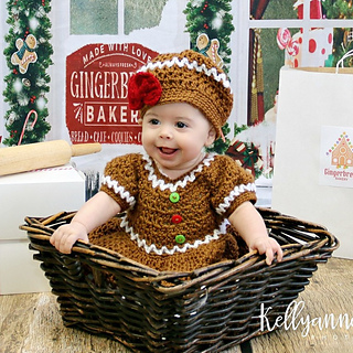 Ravelry  Gingerbread Dress Beret Hat pattern by Susan Capizzi 6e00583b0f8