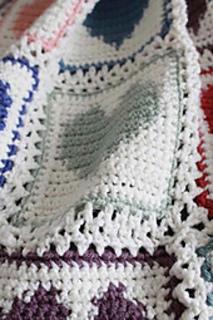 Ravelry Scrap Hearts Afghan Pattern By Maggie Weldon