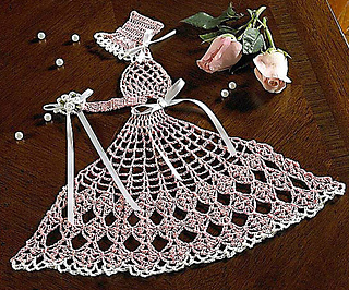 Ravelry: Maggies Crochet L016, Crinoline Ladies Book One ...