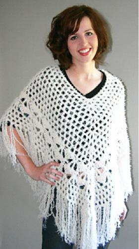 Ravelry Maggies Crochet L022 Ponchos Patterns