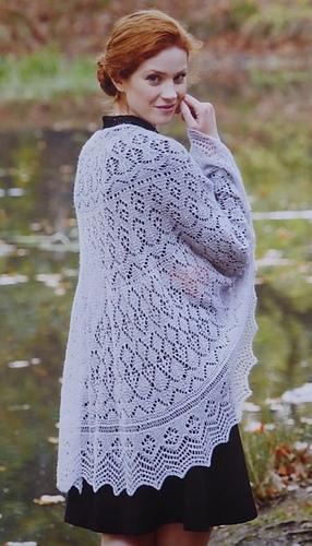 Knitting Pattern For Shetland Lace Shawl : Ravelry: Magical Shetland Lace Shawls to Knit - patterns