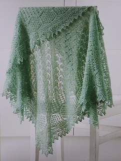 Ravelry Magical Shetland Lace Shawls To Knit Patterns