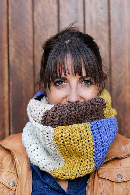 Ravelry Piece Of Cake Cowl Pattern By Jess Coppom