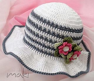 Ravelry  FANCY baby hat pattern by CraftyLady 9a8da0b2ce4