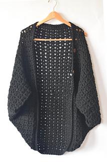 Ravelry  Easy Blanket Sweater pattern by Jessica Reeves Potasz e2056da5b