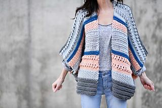 c648307d645da2 Ravelry  Monaco Kimono pattern by Jessica Reeves Potasz