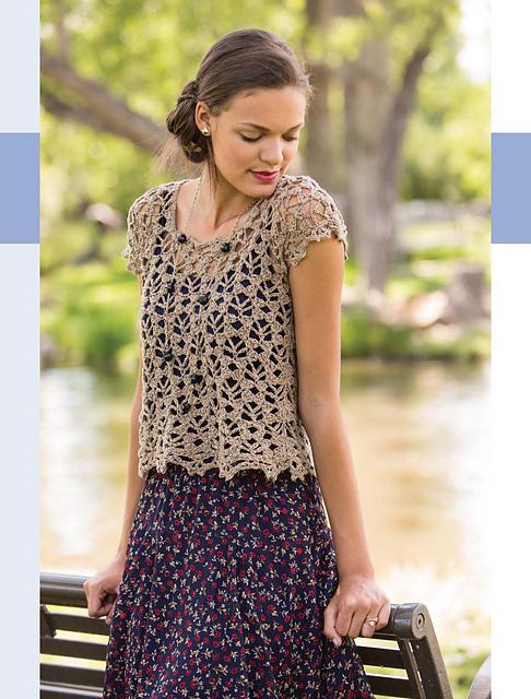 Ravelry Colorful Crochet Lace Patterns