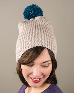 Ravelry  Garter Stitch Hat pattern by Stephanie White 90ba2578f18