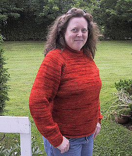 631b0762d2f89 Ravelry    9724 Neck Down Pullover for Women pattern by Diane Soucy