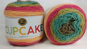 Ravelry Lion Brand Cupcake Dk