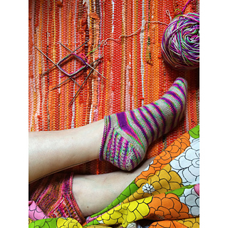 Rose City Rollers pattern by Mara Catherine Bryner