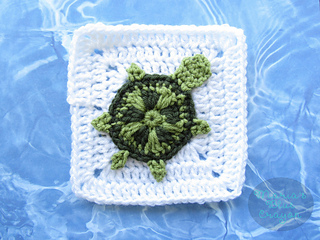 Ravelry Ocean Granny Square Afghan Pattern By Maria S