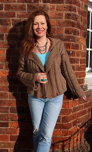 fe4d4d19f46 Ravelry  Lulu Jacket pattern by Marianne Henio