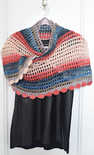 ravelry crochet shawls wraps