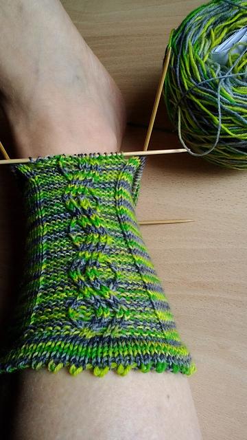 Ravelry Backnang Socken Pattern By Michaela Orth