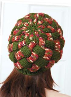 Ravelry  Entrelac Hat pattern by Marly Bird f74f7470620
