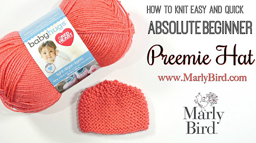 Ravelry Preemie Hat For Charity Pattern By Marly Bird