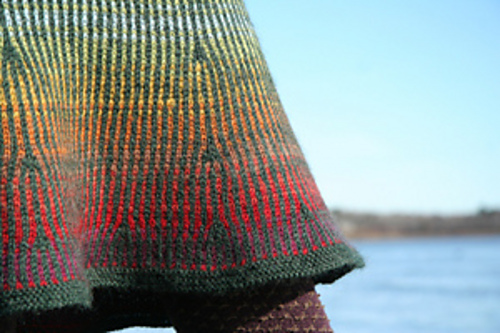 Ravelry: Fair Isle Skirt pattern by Mary Jane Mucklestone