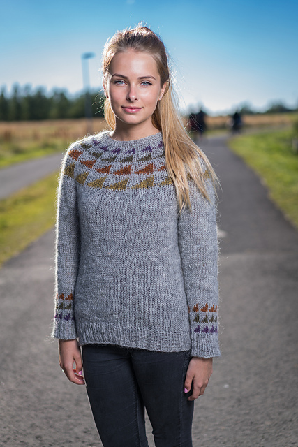 Ravelry: Designs by Mary Jane Mucklestone