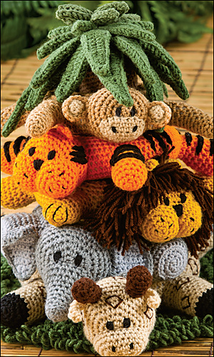Ravelry Annies Crochet 885209 Into The Jungle Patterns