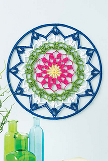 Mandala Wall Art ...  sc 1 st  Ravelry & Ravelry: Crochet! Magazine Presents Spring 2017 Special: Easy ...