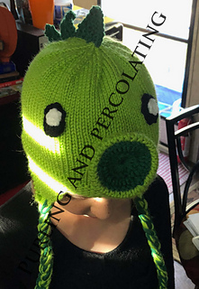 5c025fb467c Ravelry  Plants vz Zombies Pea Shooter pattern by Mary Riedl