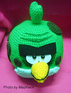 Ravelry: Amigurumi: Angry bird space - Terence pattern by