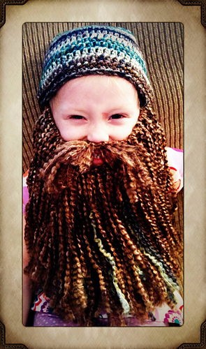 Ravelry Duck Dynasty Beard And Hat Pattern Pattern By Me Morning