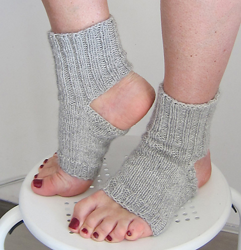 Ravelry The Perfect Toe Up Yoga Socks Pattern By Efwa Lnnquist