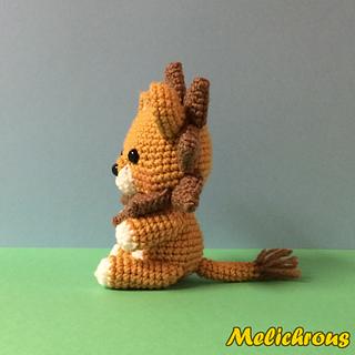 Amigurumi Lemon Pattern : Ravelry: Linus the Lion Pattern Crochet Amigurumi PDF ...