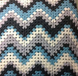 Ravelry Granny Ripple Afghan Pattern By Mary Garrow