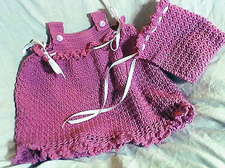 Ravelry  Sugar and Spice Jumper Ensemble pattern by Anna Ness 9363dd12f