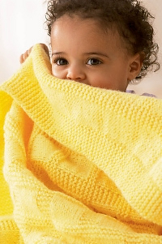 Ravelry Sunny Baby Blanket Pattern By Lucie Sinkler
