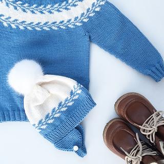 Ravelry Winter Buds Sweater Sn 248 L 248 Vgenser Pattern By