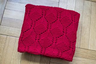 2f4c1300916d Ravelry  Diamond Blocks Baby Blanket pattern by Knitting Expat Designs