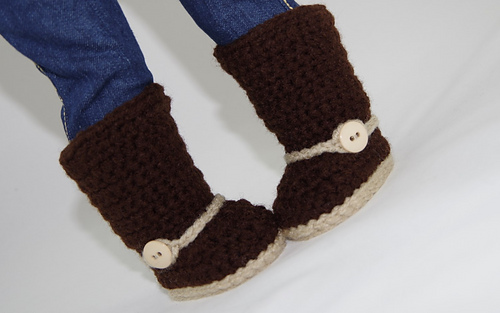 Ravelry Riding Boots 18 Inch American Girl Doll Shoes Pattern By