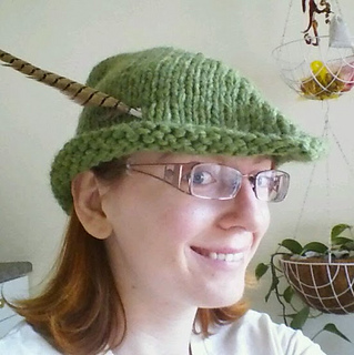 Ravelry  Robin Hood Peter Pan Hat pattern by Chelsea Nicole Spangler df20d12a4ca