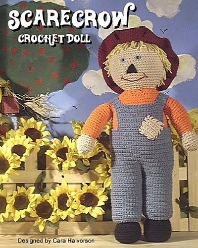 Ravelry: Scarecrow Doll pattern by C.L. Halvorson