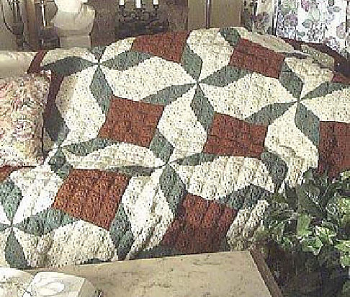 Ravelry Clays Choice Quilt Pattern By Cl Halvorson