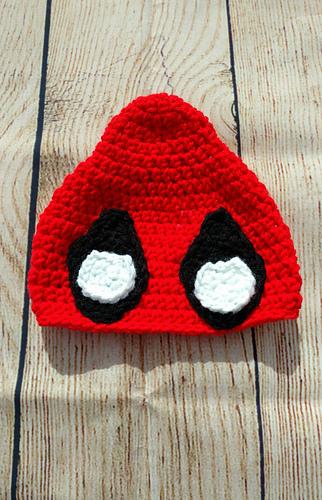Ravelry Sassy Deadpool Hat Pattern By Misokawaii Crochet
