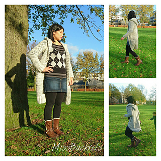 Ravelry Missbackxels Simple Cardigan Pattern By Missbackxels By Lee