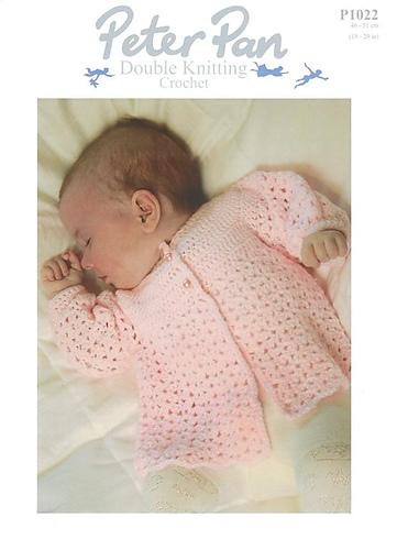 Ravelry Peter Pan P1022 Double Knitting Crochet Patterns