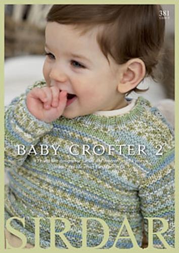 Ravelry: Sirdar 381, Baby Crofter 2 - patterns