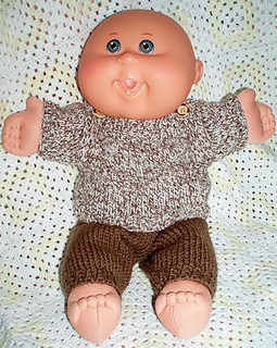 Baby Cabbage Patch Doll Clothes Patterns