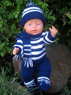 Ravelry Jojo Baby Doll Clothing Pattern By Miss Meggy Designs