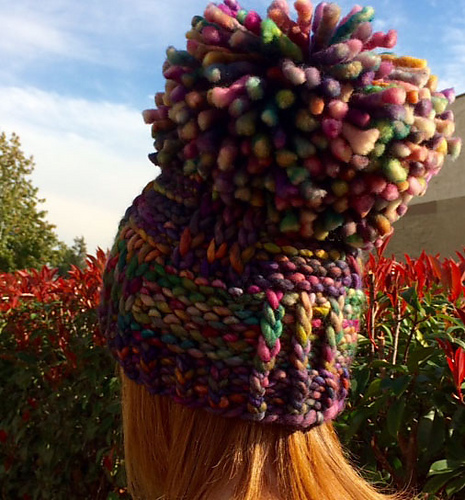 Ravelry A Pompom With A Hat Pattern By Molly Conroy