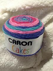 Caron Cakes Rainbow Cookies And Cream