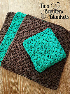 Ravelry  Boston Washcloth pattern by Michelle Ferguson 9d33655ec