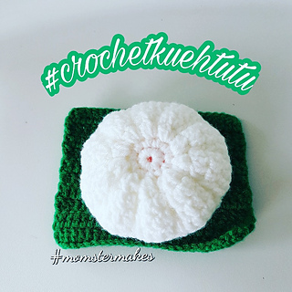 Image result for kueh crochet pattern